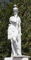 Vienna - statue from Schonbrunn palace - garden