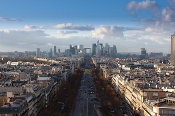 La defense of Paris