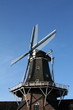 Oil and corn mill in Roderwolde in the Neterlands