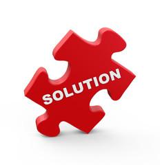 Solution-Puzzleteil