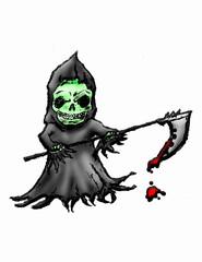 Green Grim Reaper
