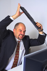 office stress
