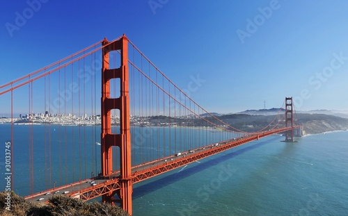 Golden Gate Bridge, San Francisco, Kalifornia