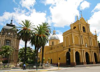 San Francisco Basilica in San Miguel de Tucuman, Argentina