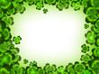 St.Patrick holiday frame