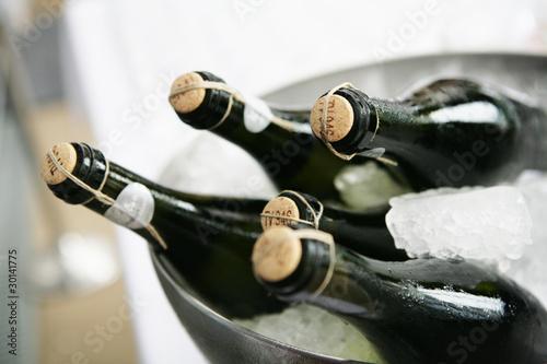 Leinwandbild Motiv sekt,champagner