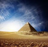 Fototapeta starodawny - architektura - Piramidy