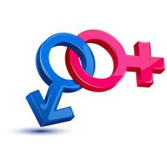 Male Female Sex Symbol