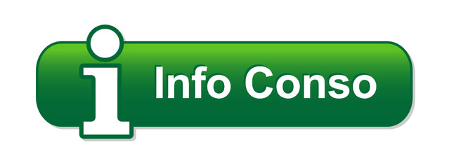 "Bouton Web ""INFO CONSO"" (information clients consommateurs)"