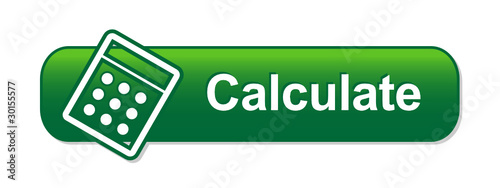 CALCULATE Web Button (calculator mathematics statistics icon)