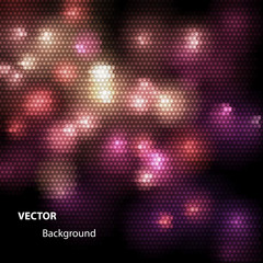 abstract vector banner with space for Your text