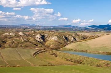 Toscana bella. Crete senesi
