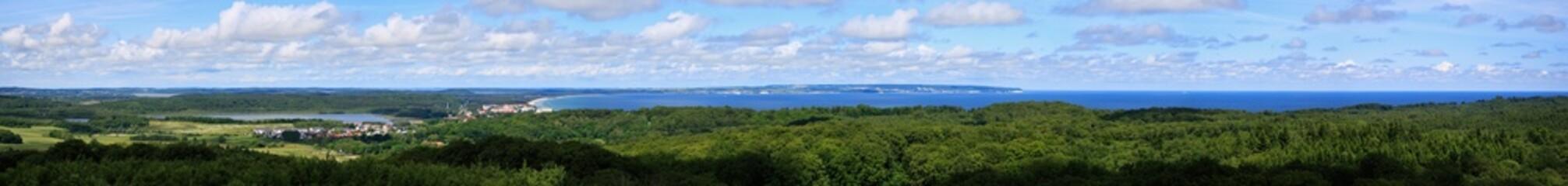Insel Rügen Panorama