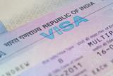 Indian Business Visa Macro - 30167363