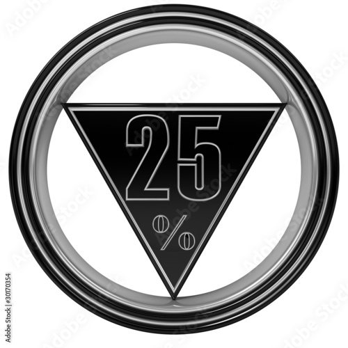Metal Twenty Five Percent