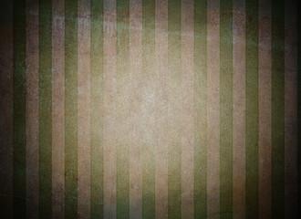 Vintage grunge aged damask stripes wall background