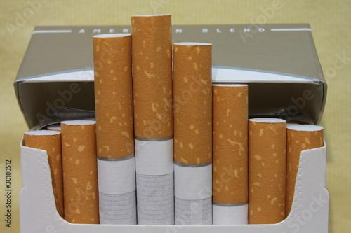 Zigaretten Box