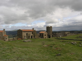 chateau en ruine