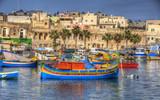 Fishing Boat , Marsaxlokk Harbour, Malta