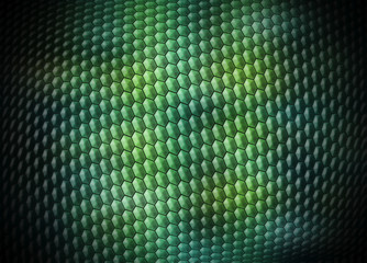 colored digital snakeskin background