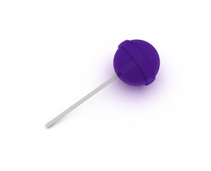 lollipop purple