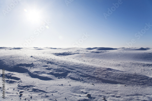 Ice cold desert - 30201935