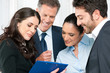 Successful business document