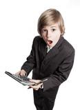 enfant économie finance calcul augmentation poster
