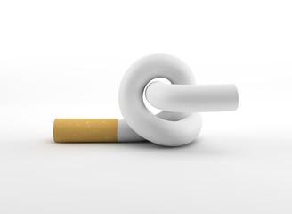 ... mit dem Rauchen aufhören (mit Freistellungspfad)