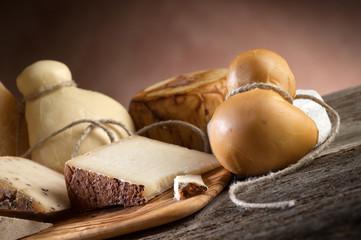 variety of cheese- formaggi misti
