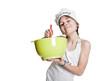 cuisinier recette cuisine préparer repas tourner remuer enfant