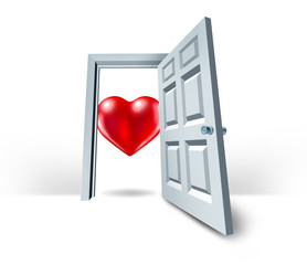 door to the heart love romance dating match making courting