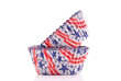 Patriotic Baking Supply Cup Cake Holders