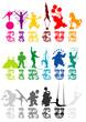 Cirque en couleurs