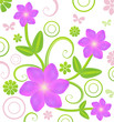 Flowers background,vector