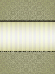 vector vintage label frame pattern