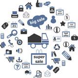 shop web icons