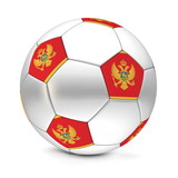Soccer Ball/Football Montenegro