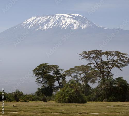 Kilimanjaro Mountain