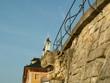 Bastion und Palais (Schloss Dresden-Pillnitz)