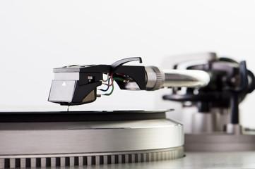 Plattenspieler Vinyl Tonarm