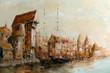 Old port.
