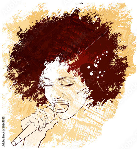 wokalistka jazzowa
