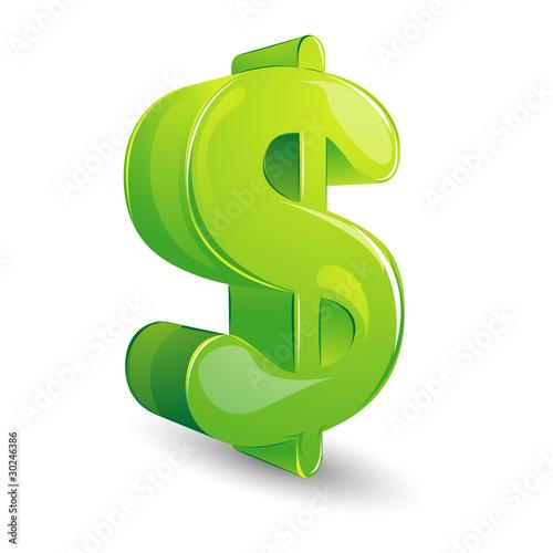 Glossy Dollar
