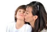famille - Affection entre Mère et fils poster
