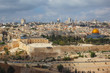 Holy City of Jerusalem