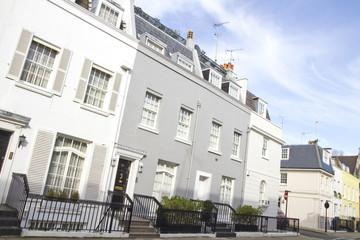 Houses in Knightsbridge London