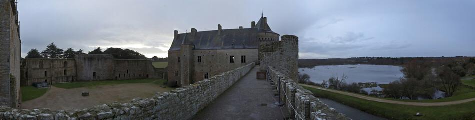 Château Suscinio Panorama 4