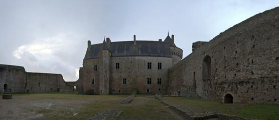 Château Suscinio Panorama 3