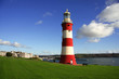 Plymouth, Lighthouse, England